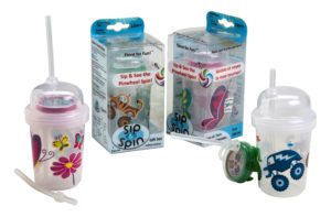 nuspin-kids-sip-spin-straw-cups-zoomi-trucks-butterflies
